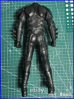 Hottoys HT DX02 1/6 Scale Batman Body Figure The Dark Knight Collectible 12in