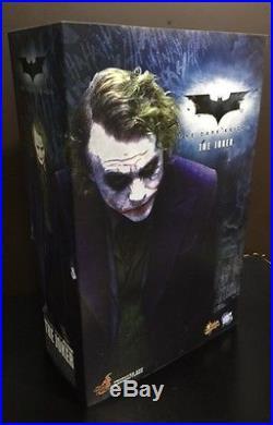 Hottoys Hot Toys Batman The Dark Knight The JOKER MMS68 1/6 collectible figure