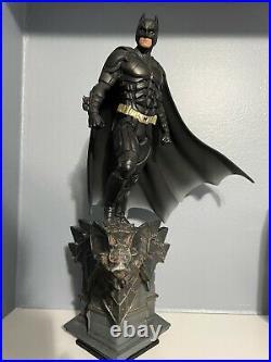 Iron Studios DC Batman The Dark Knight Batman Deluxe Art Scale Statue 1/10