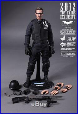 Jim Gordon S. W. A. T. Exclusive Batman The Dark Knight 12 Figur MMS182 Hot Toys