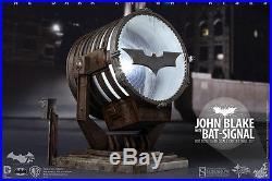 John Blake Bat Signal Batman The Dark Knight Rises 12 Figur MMS274 Hot Toys