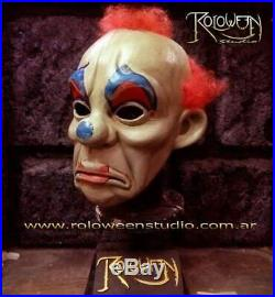 Joker Clown Special Edition Latex Mask Batman The Dark Knight Bank Robber