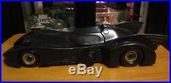 Kenner 1990 Batman The Dark Knight Collection Batmobile