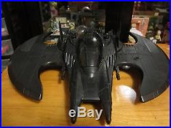 Kenner 1990 Batman The Dark Knight Collection Batwing Complete