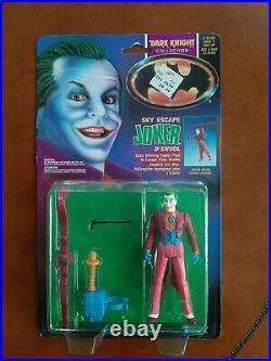 Kenner Batman The Dark Knight Collection Sky Escape JOKER Jack Nicholson