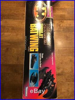 Kenner Batman the Dark Knight Collection TurboJet Batwing MISB Michael Keaton