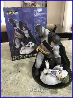Kotobukiya Art FX DC Batman Hunt the Dark Knight Statue nt Bowen/Sideshowith