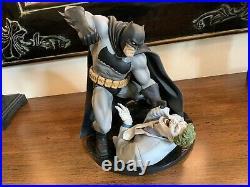 Kotobukiya BATMAN Hunt The Dark Knight Joker Statue Maquette- DC Comics