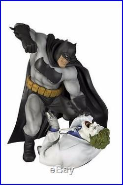 Kotobukiya The Dark Knight Returns Batman vs. Joker ArtFX Statue NEW