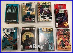 Lot Of 220 Legends Of The Dark Knight V1 (1989) #1-214 + Ann Complete Set (-1)