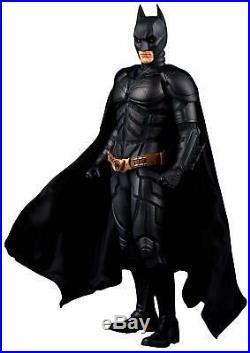 MIB. Medicom Toy RAH BATMAN THE DARK KNIGHT SUIT Figure 1/6 12