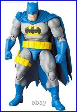 Medicom MAFEX The Dark Knight Returns Batman Blue Ver. & Robin PRE-ORDER