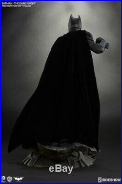 New Sideshow BATMAN THE DARK KNIGHT 1/4 Premium Format Statue New