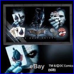 Noble Collection Batman The Dark Knight set répliques. The Noble Collection
