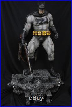 P1S 1/3 Batman The Dark Knight Returns Recast EX Statue Hot 83 CM High