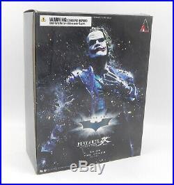 PLAY ARTS KAI The Joker The Dark Knight Trilogy No. 04 Action Figur MISB Neu