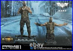 Prime 1 Studios The Dark Knight Rises Bane ULTIMATE EDITION FACTORY SEALED