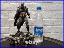 Private Custom 1/10 Batman the Dark Knight Resin Statue 10'' High Model INSTOCK