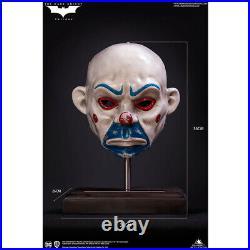 Queen Studios 11 Batman The Dark Knight Joker Polystone Clown Mask Collectible