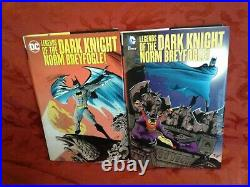 Rare vg+ BATMAN LEGENDS OF THE DARK KNIGHT NORM BREYFOGLE DC Comics omnibus gift