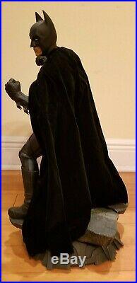 SIDESHOW Batman The Dark Knight Premium Format 3002291 Exclusive # 286 / 1000