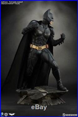 SIDESHOW Batman The Dark Knight Premium Format Exclusive # 486/1000 DC Statue
