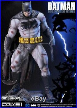 SIDESHOW PRIME 1 STUDIO FRANK MILLER THE DARK KNIGHT BATMAN 13 STATUE Ex