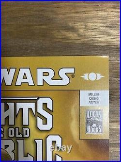STAR WARS KNIGHTS OF THE OLD REPUBLIC #9 (Dark Horse 2006) Darth 1st App REVAN