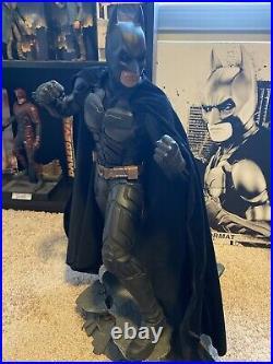 Sideshow BATMAN THE DARK KNIGHT 1/4 Premium Format Statue