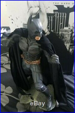 Sideshow BATMAN The Dark Knight Premium EXCLUSIVE Format Figure Statue