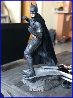 Sideshow Batman The Dark Knight Exclusive Premium Format Statue