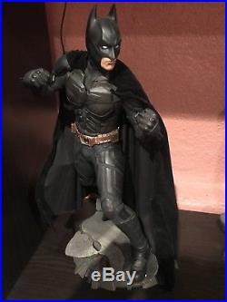 Sideshow Collectible Batman The Dark Knight Batman Premium Format Exclusive