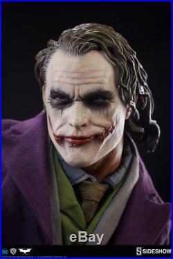Sideshow Collectibles 14 Premium Format Exclusive Joker The Dark Knight Batman