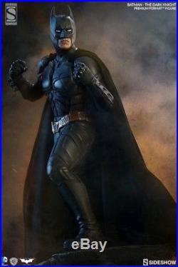 Sideshow Collectibles-Batman The Dark Knight Batman Premium Format Figure
