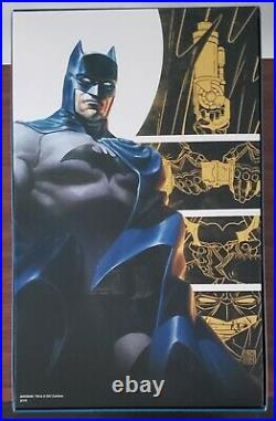 Sideshow Collectibles Comics BATMAN THE DARK KNIGHT 1/6 SCALE Complete