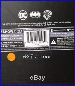 Sideshow Collectibles Heath Ledger Joker Premium Format Statue The Dark Knight