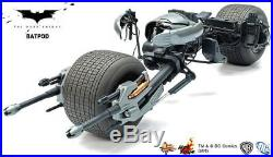 Sideshow Collectibles Hot Toys Batman The Dark Knight Rises 1/6 Scale Bat-Pod