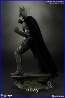 Sideshow Collectibles The Dark Knight Movie Batman Premium Format Exclusive