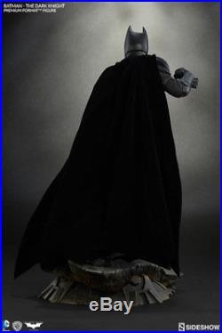 Sideshow DC Comics Tdk Batman The Dark Knight Premium Format Figure Statue New