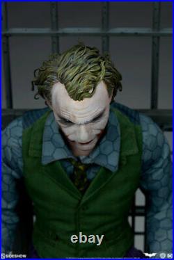 Sideshow DC Comics The Dark Knight The Joker Premum Format Batman, Ledger