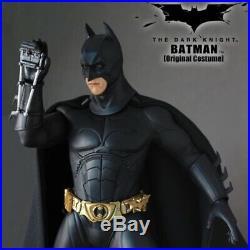 Sideshow Hot Toys MMS71 BATMAN The Dark Knight Version NRFB Joker Bale TDKR