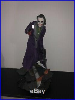 Sideshow JOKER The Dark Knight Premium Format Exclusive