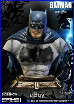 Sideshow Prime 1 Studio Batman The Dark Knight Returns Blue SDCC Premium Bust