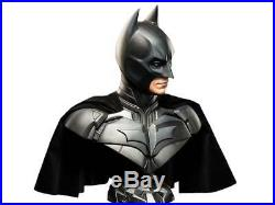 Sideshow The Dark Knight Batman Christian Bale Life Size Bust