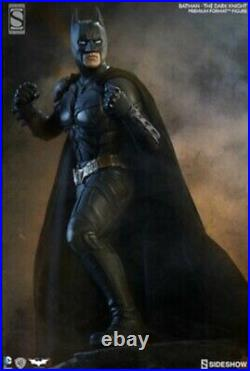 Sideshow The Dark Knight Batman Premium Format Statue Exclusive Brand new sealed