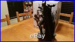 Sideshow collectibles The Dark Knight Premium Format Ex