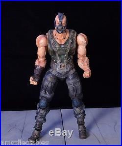 Square Enix Play Arts Kai The Dark Knight Trilogy Bane Figur Neu/ovp
