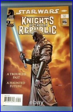 Star Wars Knights Of The Old Republic #9 1st Appearance Revan Dark Horse