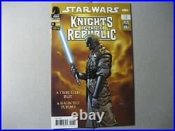 Star Wars Knights of The Old Republic #9 (2006, Dark Horse) 1st App Darth Revan