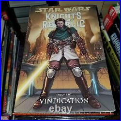 Star Wars Knights of the Old Republic (2009) Complete# 1 -9 Lot TPB Dark Horse